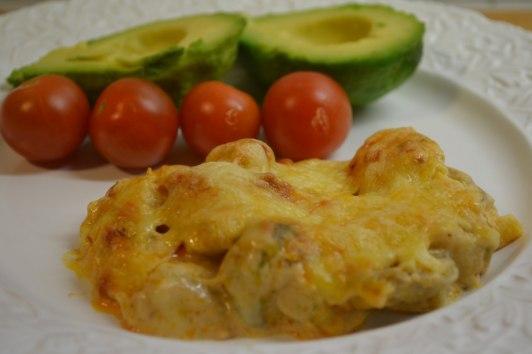 Perfekt att äta dagen efter också i matlådan, nästan ännu godare då!