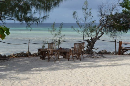 Hotellet Zanzibar