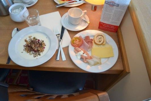 """""""Förrätten"""" på frukosten..."""