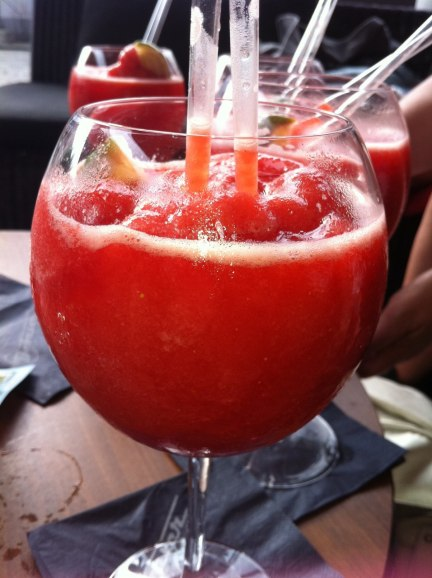 Strawberry Daiquiri- Inte min:-)!!!
