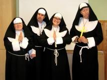 Fyra nunnor