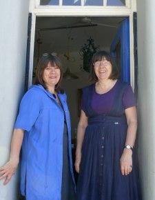 Pia och Ann Zetterberg