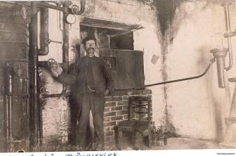 Interiör från Gimmenes bränneri