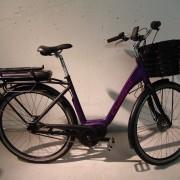 Elcykel crescent