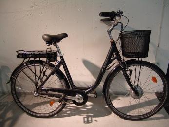 Elcykel Promovec