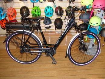 Ave elcykel