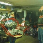 Wahlbergs garage