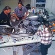 MCM Project. Building of a Harley Drags racer.
