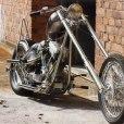 Bennas Evo Chopper Buildt 1991