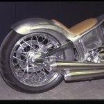 Bennas Softtail Buildt 2000