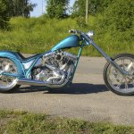 Tiki Bike, Perkas Custom Build 2005