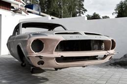 Shelby Cobra GT 500 -68