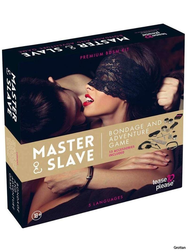 master-slave-spel