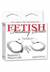 Beginners Metal Cuffs