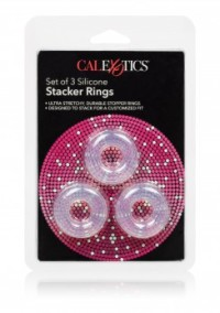 3 Stacker Rings