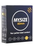 My Size 60mm Condoms 3pcs