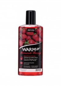 Warmup Massage Oil 150ml - Jordgubb