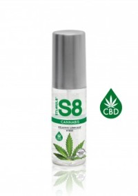 S8 Hybrid Cannabis Lube 50ml -