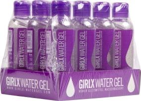 Girl X Water Base