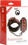 Passionate Ankle Cuffs (Red)