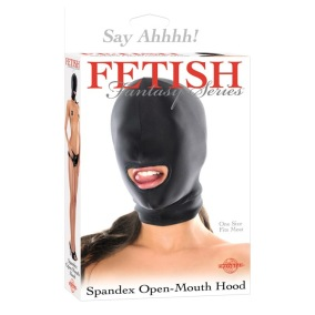 Spandex Open Mouth Hood 21854
