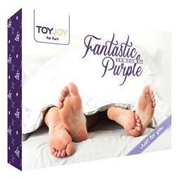 Fantastic Purple Sextoy Kit