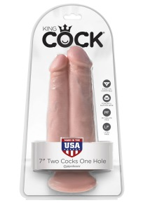 21470 Two Cocks One Hole 7 Inch