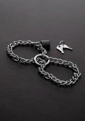Steel Chain Cuffs