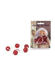 ANAL BEADS RED