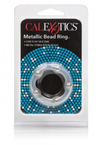 Metallic Bead Ring 12722