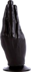 All Black 21 cm Hand