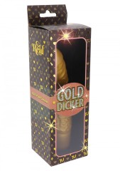 Gold Dicker Original Vibrator
