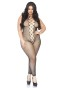Footless bodystocking +