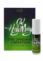 OH! HOLY MARY Original Vibrating Pleasure Oil - 6ml