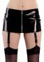 Vinyl Mini Skirt M
