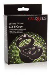 Silicone Tri-Snap C & B Cage 12719