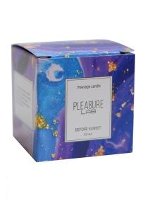 Massage Candle Pleasure Lab Before Sunset 50ml.