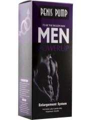 Penis Pump basic 25 cm clear/black