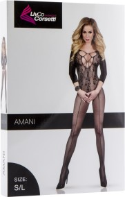 Amani - S/L (Black)