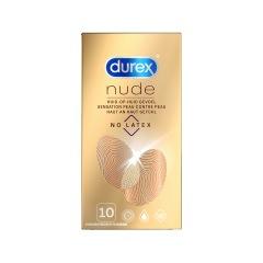 Durex Condoms Nude No Latex 10 Pcs.