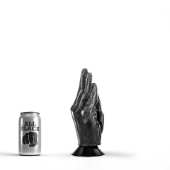 BP Hand - Black - 21 cm.