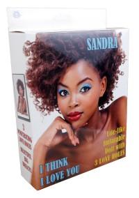 Bossoftoys - 59-00009 - Sandra - Love Doll