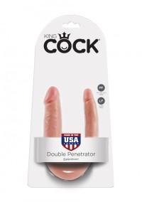 Cock U-shape Double Trouble S 21394