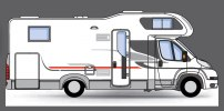 Adria A 670 SL Modell 2011 40H-Chassis 10