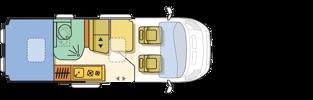 Planskiss TWIN-600-SPT-17