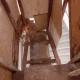 Gjutning av hisschakt