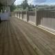 Renovering av balkong samt räcke