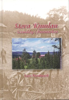 Böcker - Stora Kumlan - Svenskby i finnmarken, 2010, 144 sidor, 15x22 cm