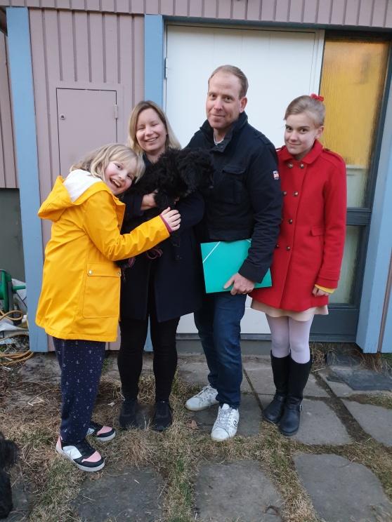 Einar som flyttade till familjen LIndvall