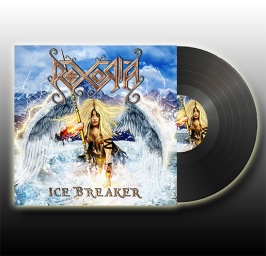 Ice Breaker - Black Vinyl (Limited Edition)